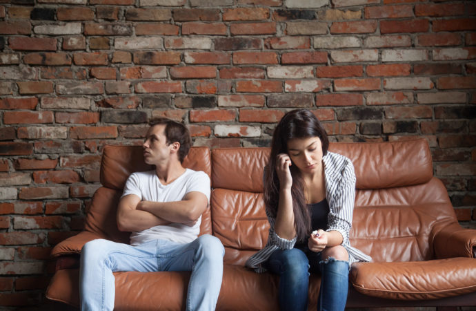 Психолог Светлана Богданчик о семейных конфликтах