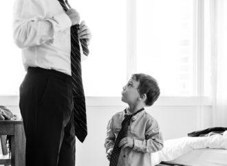 Психология мужчины как отца