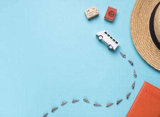 Путешествие на автобусе как способ развеяться