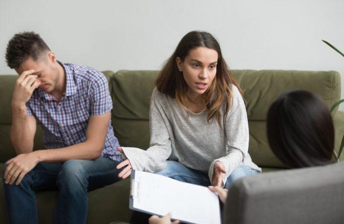 Развод единственный выход?
